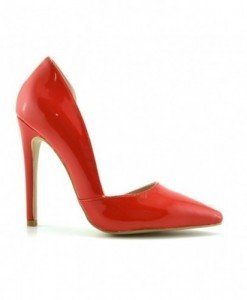 Pantofi Defo Rosii - Pantofi - Pantofi