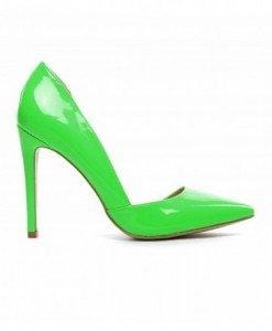 Pantofi Defo Verzi Neon - Pantofi - Pantofi
