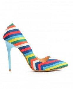 Pantofi Denon Albastri - Pantofi - Pantofi