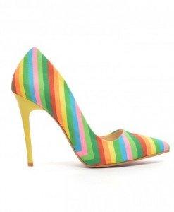 Pantofi Denon Galbeni - Pantofi - Pantofi