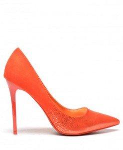 Pantofi Elgo Portocalii - Pantofi - Pantofi