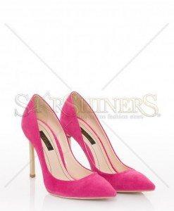 Pantofi Mineli Boutique Excessive Pink - Pantofi -