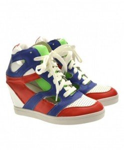 Pantofi Sport Climo Rosii - Casual - Casual