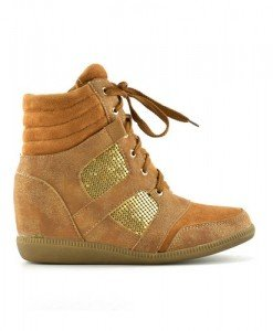 Pantofi Sport Giudy Camel - Casual - Casual