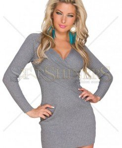 Pulover High Temperature Grey - Pulovere -
