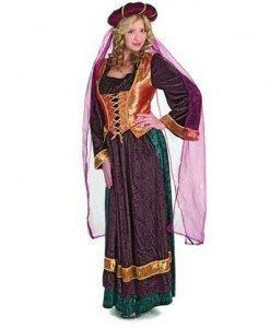 Q214 Costum tematic medieval - Epoca - Medieval - Haine > Haine Femei > Costume Tematice > Epoca - Medieval