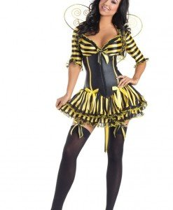 Q317 Costum tematic albinuta - Animalute - Haine > Haine Femei > Costume Tematice > Animalute