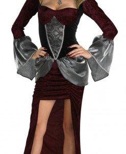 R214 Costum Halloween viking - Altele - Haine > Haine Femei > Costume Tematice > Altele