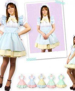 R311 Costum Halloween menajera - Menajera - Haine > Haine Femei > Costume Tematice > Menajera
