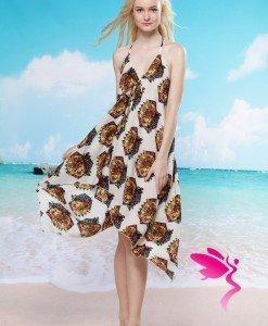 RV86 Rochie Plaja Dama - Costume de plaja - Haine > Haine Femei > Costume de baie > Costume de plaja