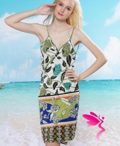 RV87 Rochie Plaja Femei - Costume de plaja - Haine > Haine Femei > Costume de baie > Costume de plaja