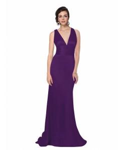 Rochie Elegant Purple - Rochii///Rochii de lux - 0