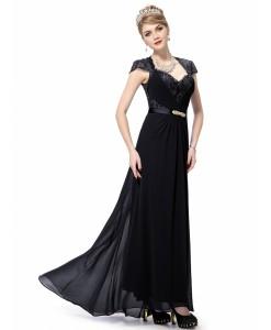 Rochii Black Diamante - Rochii///Rochii de lux - 0