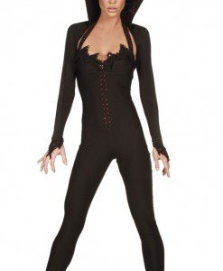 S136 Costum Tematic Vampirita - Vrajitoare - Vampir - Haine > Haine Femei > Costume Tematice > Vrajitoare - Vampir