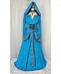 S214 Costum tematic medieval - Epoca - Medieval - Haine > Haine Femei > Costume Tematice > Epoca - Medieval