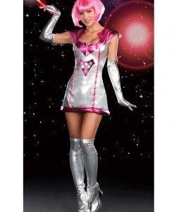 S312 Costum Halloween extraterestru - Altele - Haine > Haine Femei > Costume Tematice > Altele