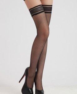 STK114-1 Ciorapi sexi cu plasa - Ciorapi dama - Haine > Haine Femei > Ciorapi si manusi > Ciorapi dama