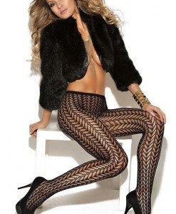 STK149-1 Ciorapi sexy cu model din plasa - Ciorapi dama - Haine > Haine Femei > Ciorapi si manusi > Ciorapi dama
