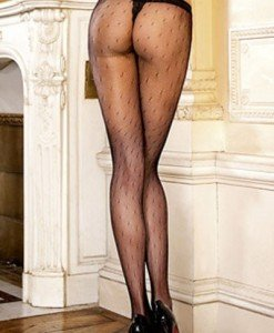 STK154-1 Ciorapi sexy cu plasa si model - Ciorapi dama - Haine > Haine Femei > Ciorapi si manusi > Ciorapi dama