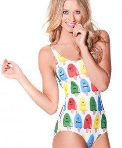 SW298-2 Costum de baie intreg cu model - Costume de baie intregi - Haine > Haine Femei > Costume de baie > Costume de baie intregi