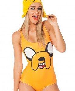 SW305 Costum de baie cu personaj din desene - Costume de baie intregi - Haine > Haine Femei > Costume de baie > Costume de baie intregi
