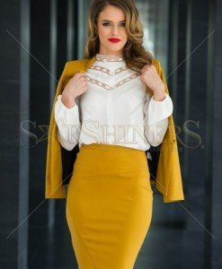 Sacou LaDonna Labour Allure Yellow - Sacouri -