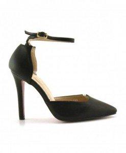 Sandale Alur Negre 1 - Sandale cu toc - Sandale cu toc