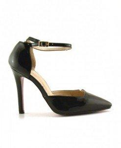 Sandale Alur Negre - Sandale cu toc - Sandale cu toc