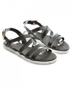 Sandale Alveo Negre - Sandale - Sandale