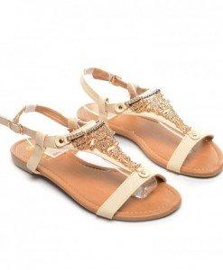 Sandale Baron Bej - Sandale - Sandale