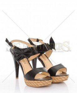 Sandale Chic Girl Black - Sandale -
