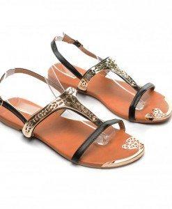 Sandale Coke Negre - Sandale - Sandale