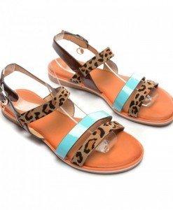 Sandale Elan Albastre - Sandale - Sandale