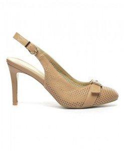 Sandale Florina Bej - Sandale cu toc - Sandale cu toc
