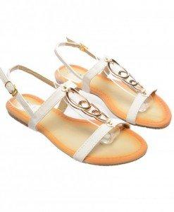 Sandale Foca Albe - Sandale - Sandale