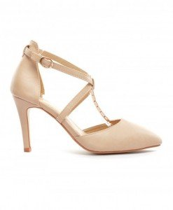 Sandale Honsa Bej - Sandale cu toc - Sandale cu toc