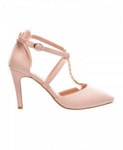 Sandale Honsa Roz - Sandale cu toc - Sandale cu toc
