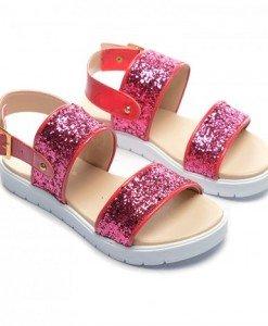 Sandale Hoza Fuchsia - Sandale - Sandale