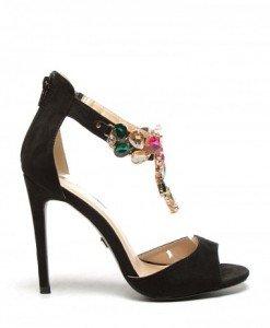 Sandale Human Roz - Sandale cu toc - Sandale cu toc