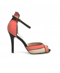 Sandale Jamila Corai - Sandale cu toc - Sandale cu toc