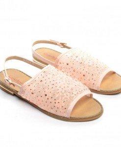 Sandale Jedif Roz - Sandale - Sandale