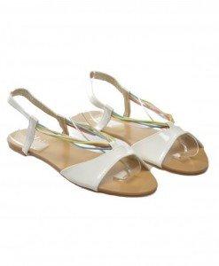 Sandale Kody Albe - Sandale - Sandale