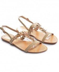Sandale Londo Bej - Sandale - Sandale