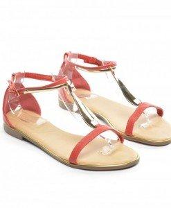 Sandale Lous Rosii - Sandale - Sandale