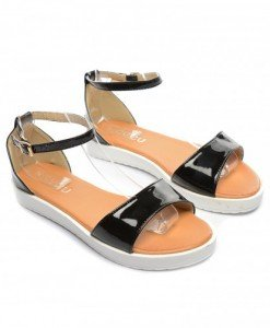Sandale Margel Negre - Sandale - Sandale
