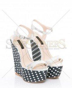 Sandale Mineli Boutique Dreamer Silver - Sandale -