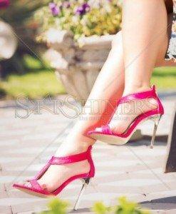 Sandale Mineli Boutique Sensational Pink - Sandale -