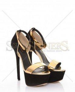 Sandale Mineli Boutique Special Black - Sandale -