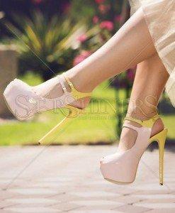 Sandale Mineli Boutique Temptation Rosa - Sandale -