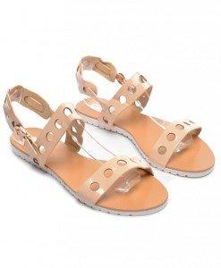 Sandale Moto Bej - Sandale - Sandale